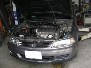 車検セット割引バンパー修理