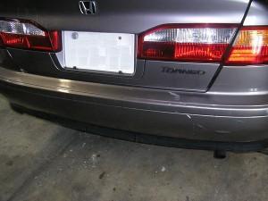 車のバンパーの傷 ヘコミ事例