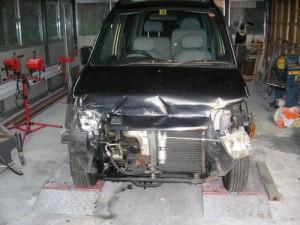 保険事故修理