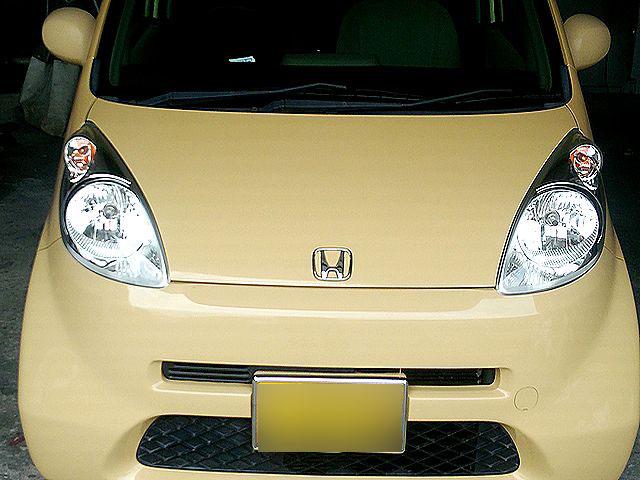 車 ライト 曇り 黄ばみ