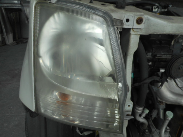 トヨタ オーリス ヘッドライト コーティング 剝げ修理事例