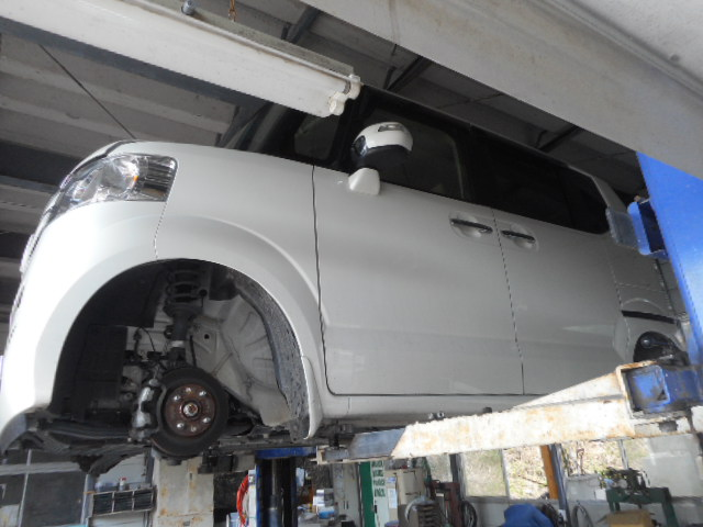 NBOX 車検